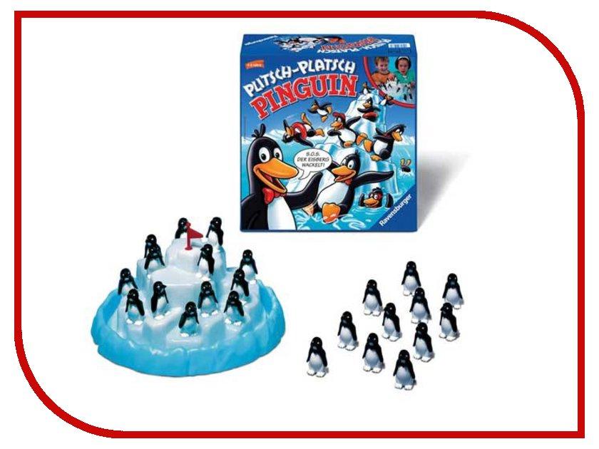 Настольная игра Ravensburger Пингвины на льдине 22080 цена 2017