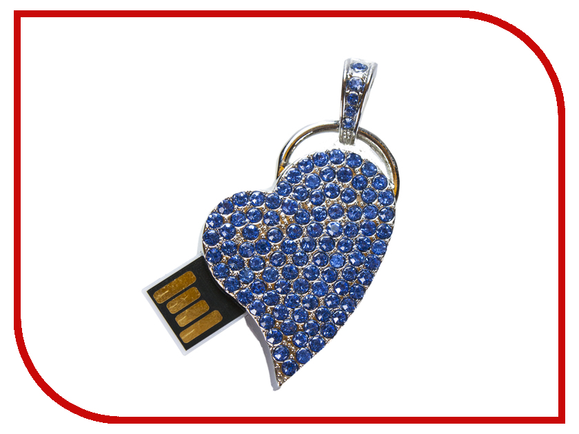 USB Flash Drive 16Gb - Partner S010 Blue ПР030709<br>