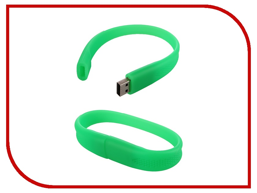 USB Flash Drive 16Gb - Partner S200C Green ПР030715