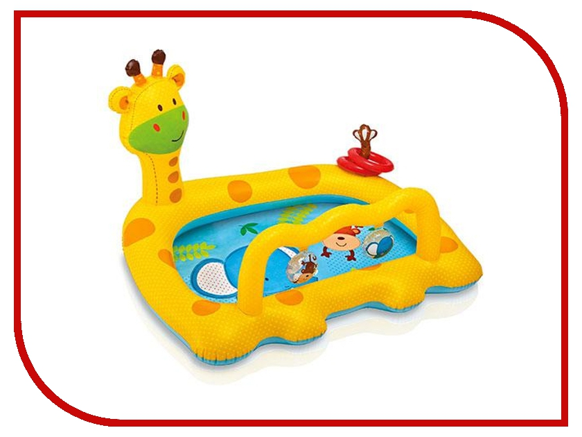 Детский бассейн Intex Жираф 57105