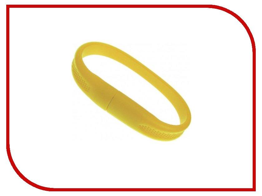 USB Flash Drive 8Gb - Partner S200C Yellow ПР028474<br>