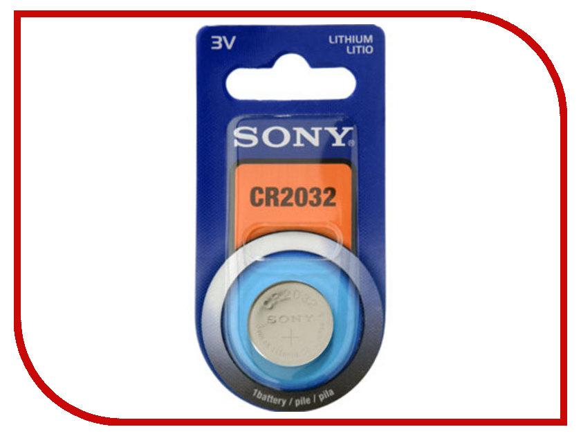 Батарейка Sony CR2032 BL5 (1 штука)<br>