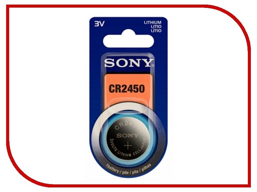 Батарейка Sony CR2450 BL5 (1 штука)<br>