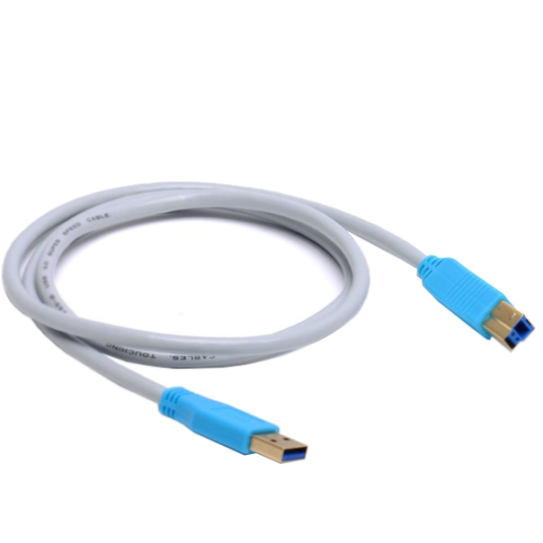 Аксессуар Vention USB 3.0 AM - BM 1m VAS-B01-S100