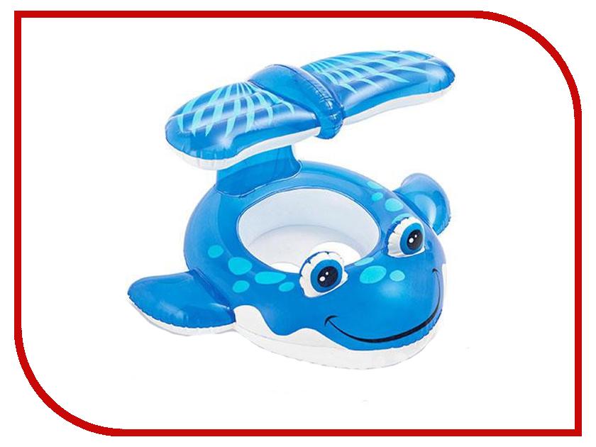 Надувной круг Intex Веселый кит 56593