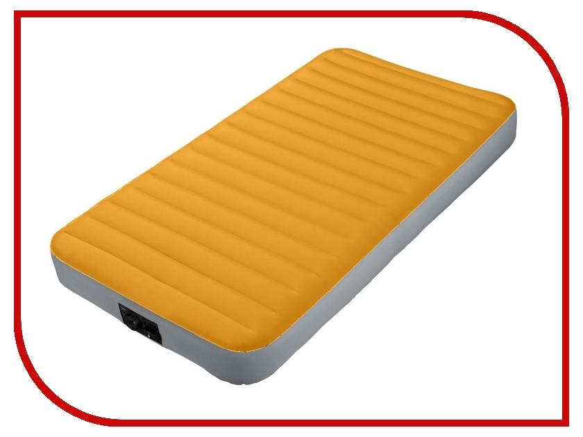 Надувной матрас Intex 99x191x20cm 64791 надувной матрас intex super tough airbed 64791