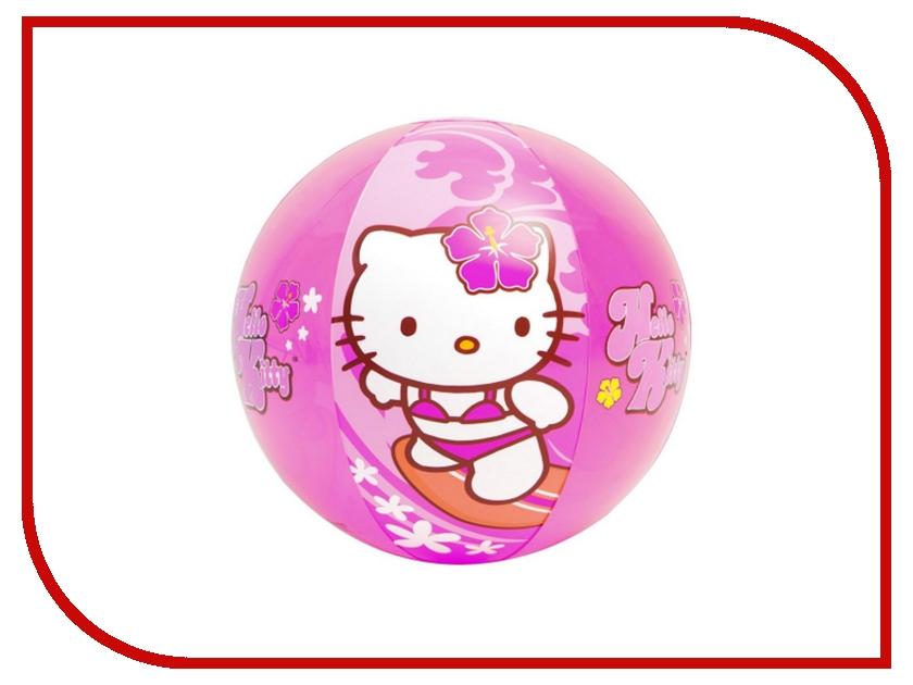 Игрушка для плавания Intex Мяч Hello Kitty 58026<br>
