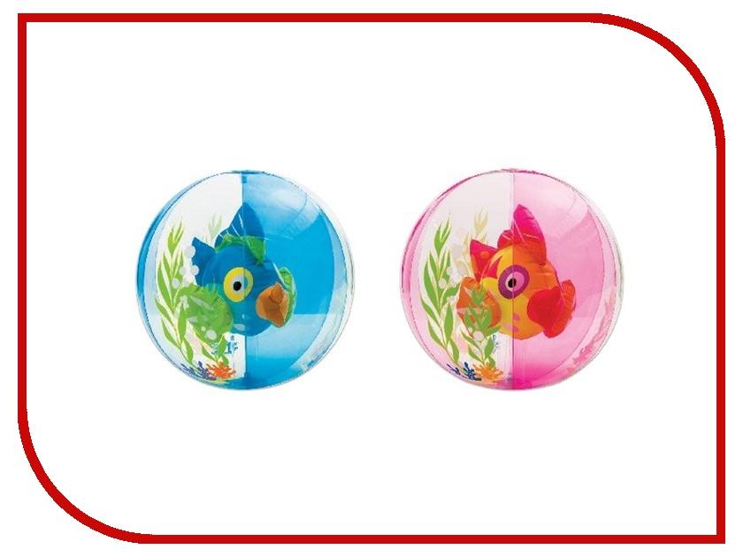 Игрушка для плавания Intex Мяч Аквариум 58031<br>