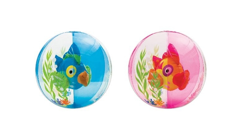 Надувная игрушка Intex Мяч Аквариум 58031