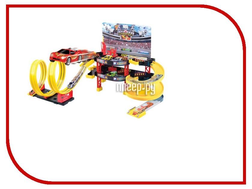 Игрушка Пламенный мотор Паркинг Авторалли 87541<br>
