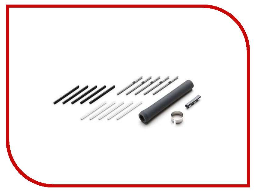 Аксессуар Набор наконечников и накладок Wacom Grip Pen FUZ-A119 for Intuos3