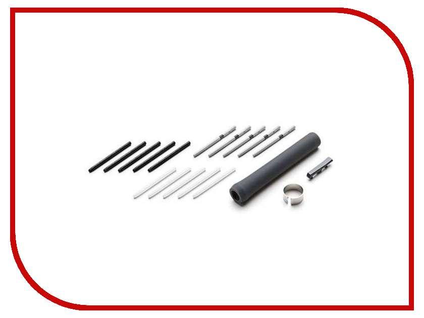 Аксессуар Набор наконечников и накладок Wacom Grip Pen FUZ-A119 for Intuos3 аксессуар baby care набор светоотражающих накладок для коляски 2шт white