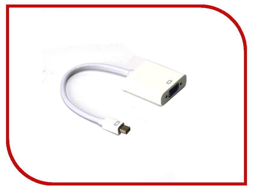 Аксессуар Vention Mini DisplayPort 20M - VGA 15F VAI-P05<br>