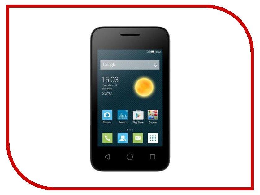 Сотовый телефон Alcatel OneTouch 4009D PIXI 3 (3.5) Black куплю молоток клепальный ип 4009