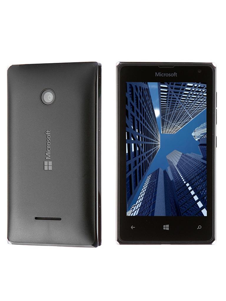 Сотовый телефон Microsoft 532 Lumia Dual SIM Black
