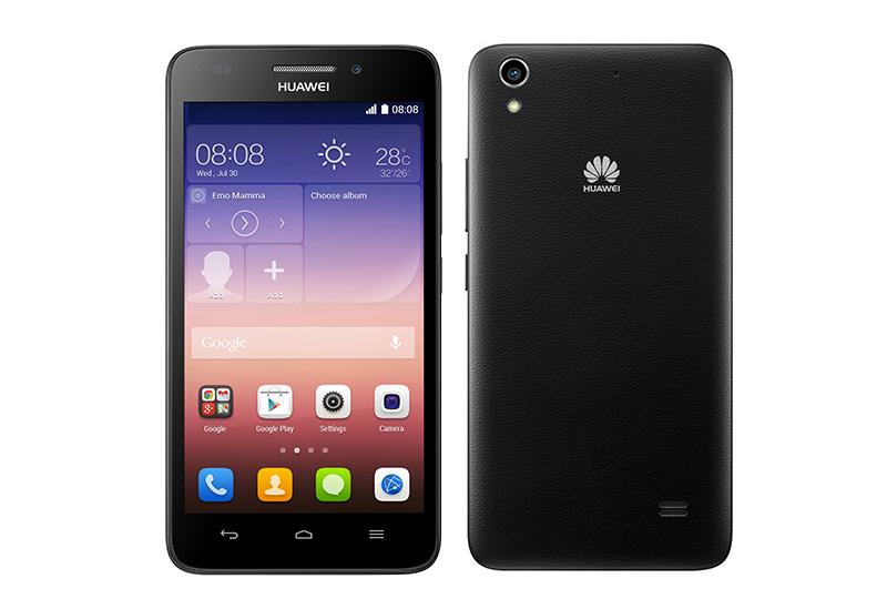 Сотовый телефон Huawei Ascend G620S Black<br>