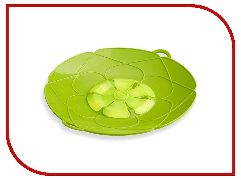 Кухонная принадлежность Bradex Невыкипайка - крышка силиконовая TK 0081<br>