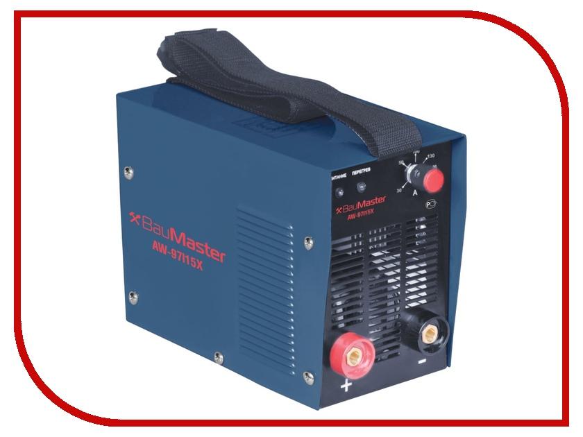 Сварочный аппарат BauMaster AW-97I15X система автопуска baumaster at 8560x