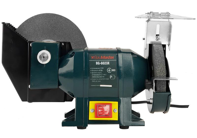 Электроточило BauMaster BG-6023X<br>