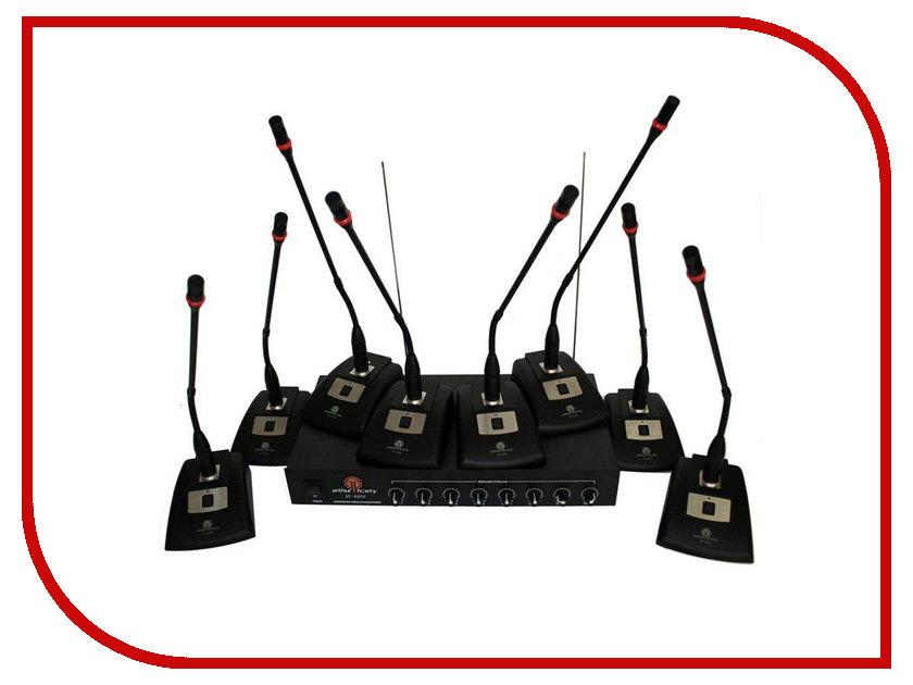 Радиомикрофон Arthur Forty AF-8800 AF-8800B<br>