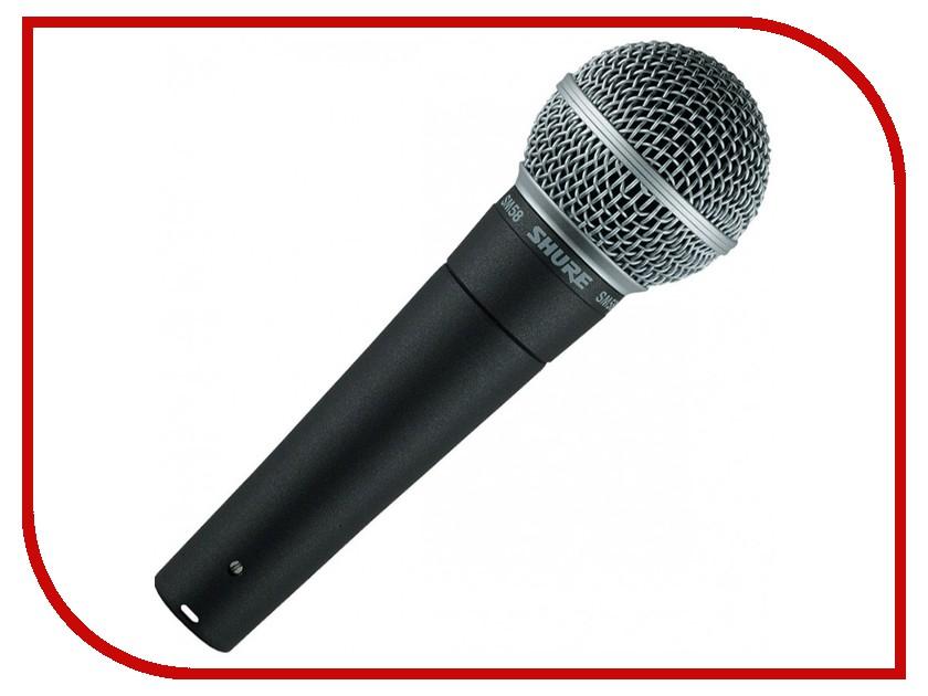 Микрофон Shure SM58LCE<br>