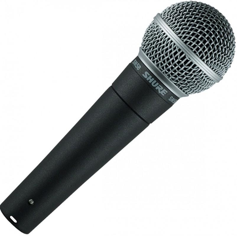 Микрофон Shure SM58LCE цена