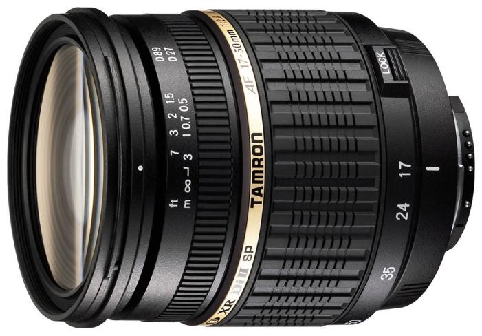 Объектив Tamron SP AF 17-50mm F/2.8 XR Di II LD Aspherical [IF] Pentax K цена
