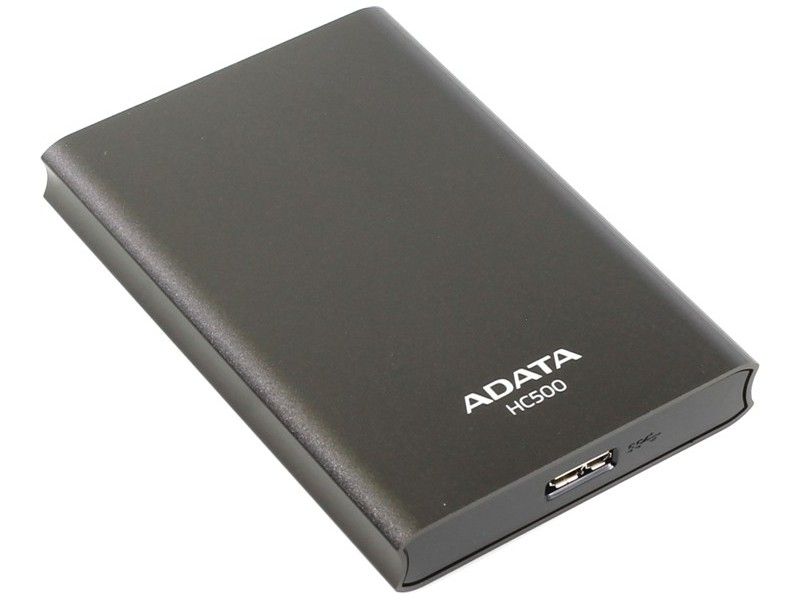 Жесткий диск A-Data Choice HC500 2Tb USB 3.0 AHC500-2TU3-CTI<br>