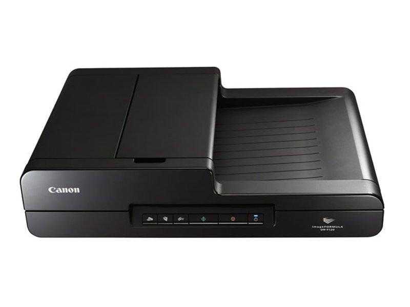 Сканер Canon imageFORMULA DR-F120 — DR-F120