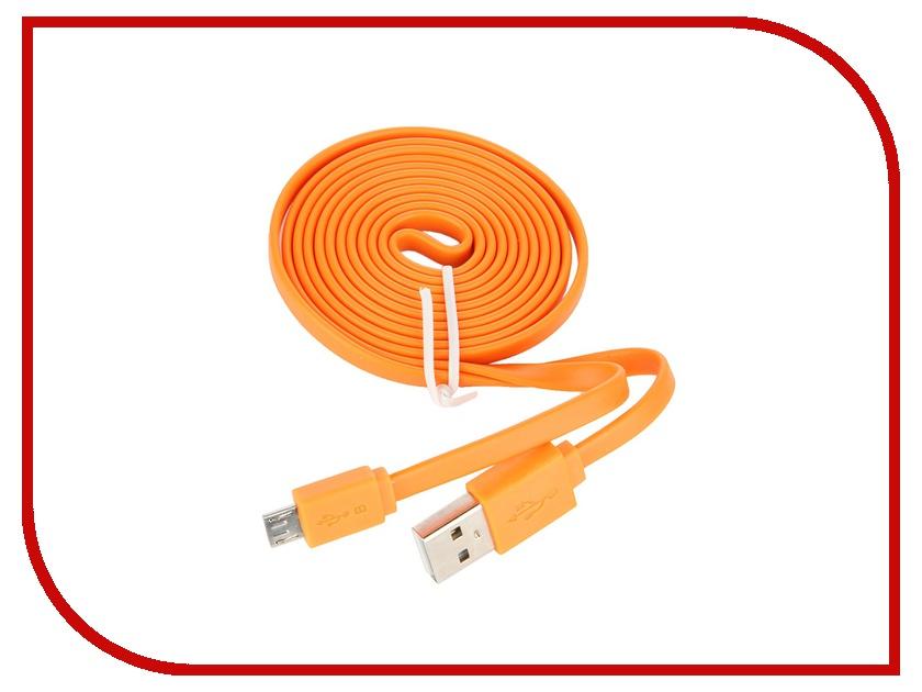 Аксессуар Onext USB to microUSB 1.5m Orange 60233<br>