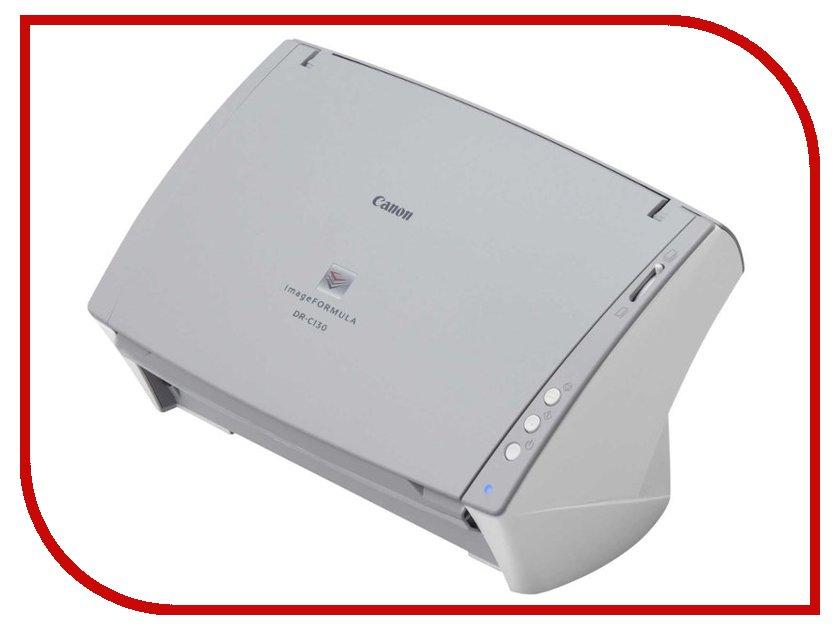 Сканер Canon DR-C130 сканер canon canoscan lide 120 купить