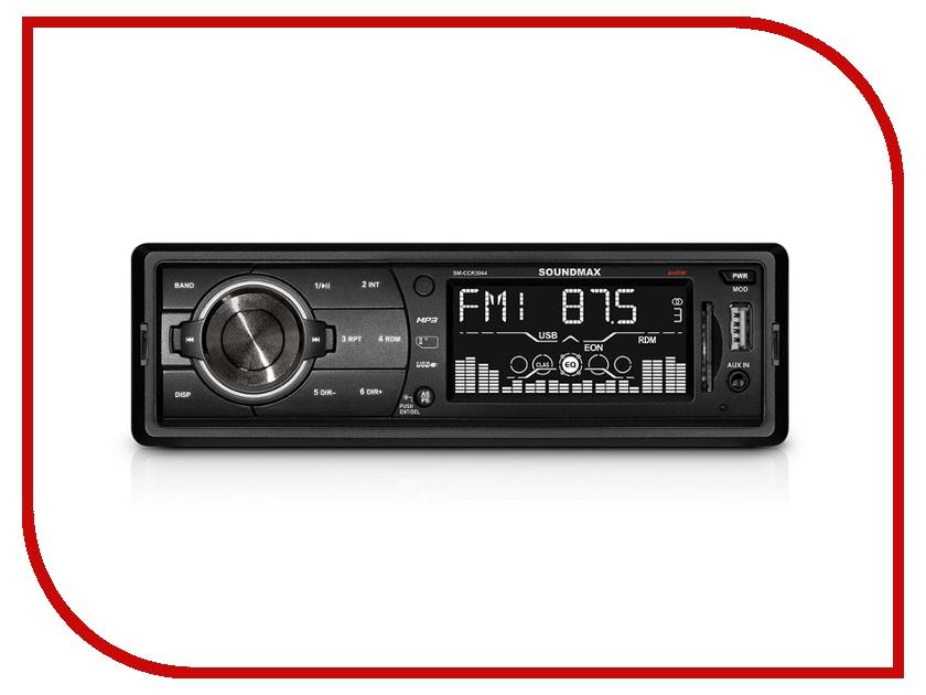 Автомагнитола Soundmax SM-CCR3044<br>