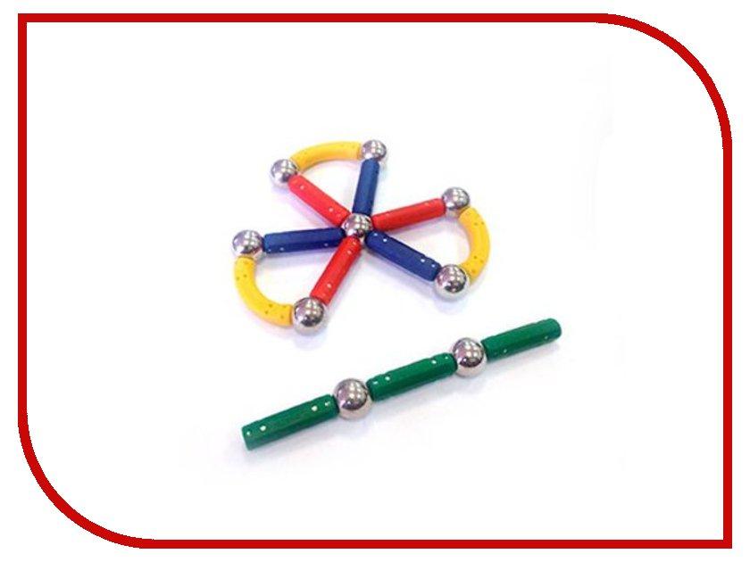 Игрушка Конструктор Magneticus Цветок МК-0021-4<br>
