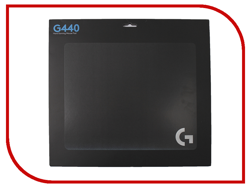 Коврик Logitech G440 Hard Gaming Mouse Pad 943-000050 / 943-000099 rectangle non slip rubber gaming mouse pad