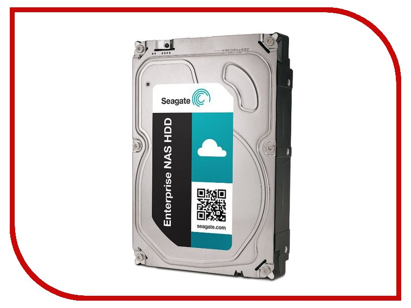 Жесткий диск 3Tb - Seagate Enterprise NAS HDD ST3000VN0001<br>