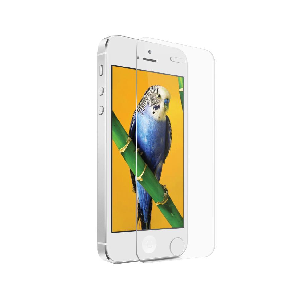 Аксессуар Закаленное стекло DF iBlickGlass-04 для iPhone 6 Plus антибликовое