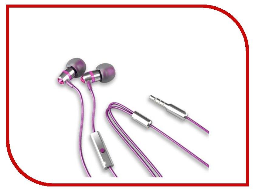 Гарнитура MEElectronics Crystal M11J Pink