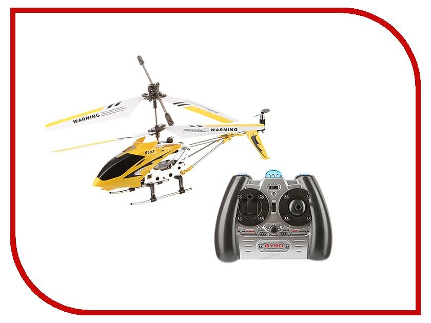 Радиоуправляемая игрушка Syma S107 Yellow<br>