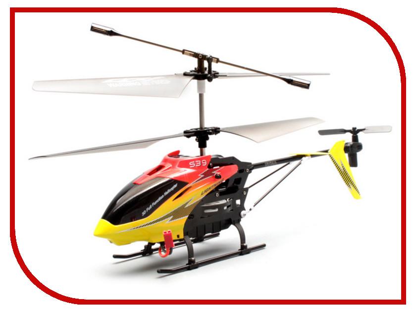 Радиоуправляемая игрушка Syma S39G Red-Yellow  цены