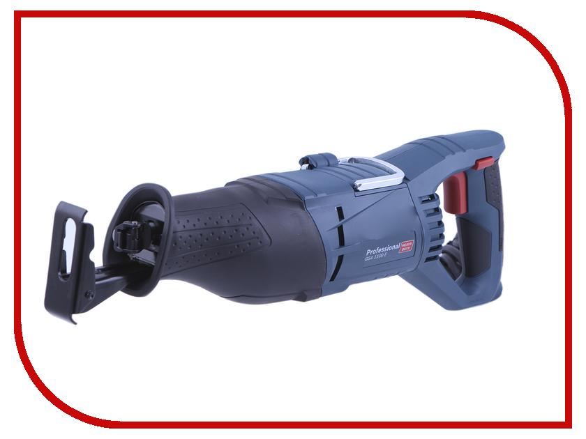 Пила Bosch GSA 1100 E 060164C800 пила bosch gsa 18v 32 06016a8102