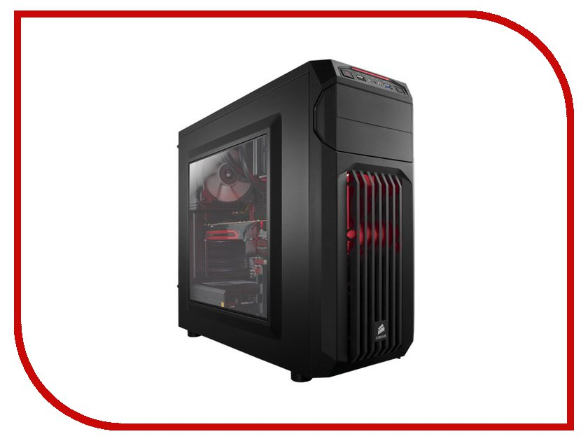 Корпус Corsair Carbide Series SPEC-01 CC-9011050-WW корпус corsair obsidian series 350d черный