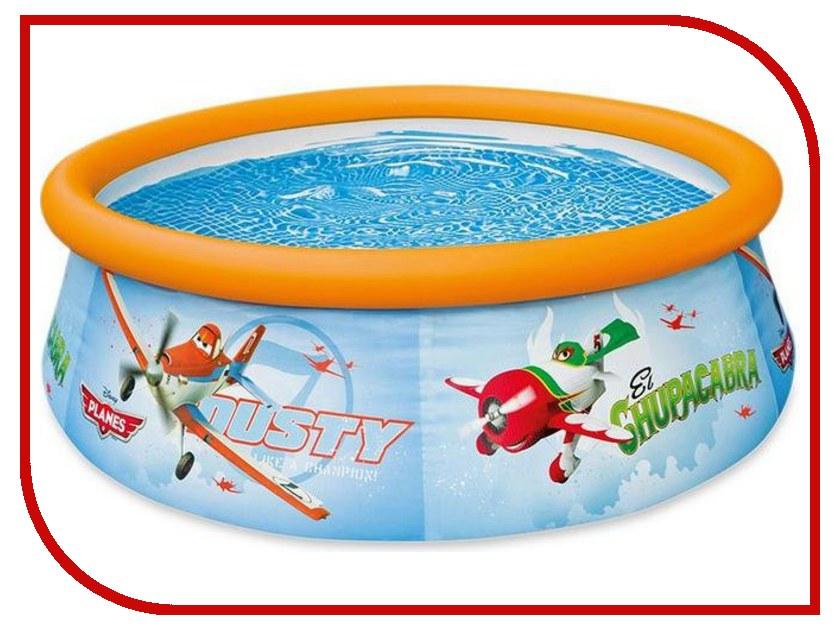 Детский бассейн Intex Самолеты 28102NP лодка intex challenger k1 68305