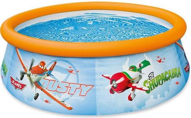 Детский бассейн Intex Самолеты 183х51cm 28102NP