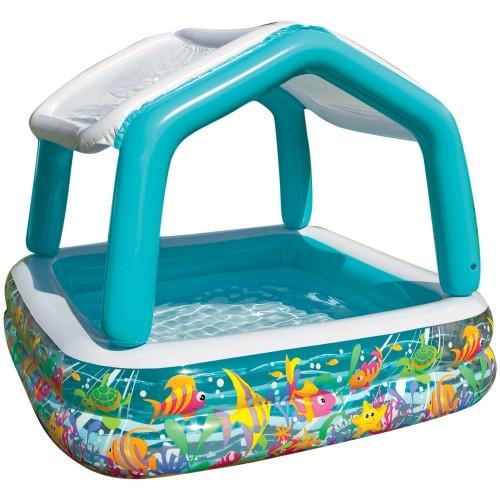 Детский бассейн Intex Рыбки 57470