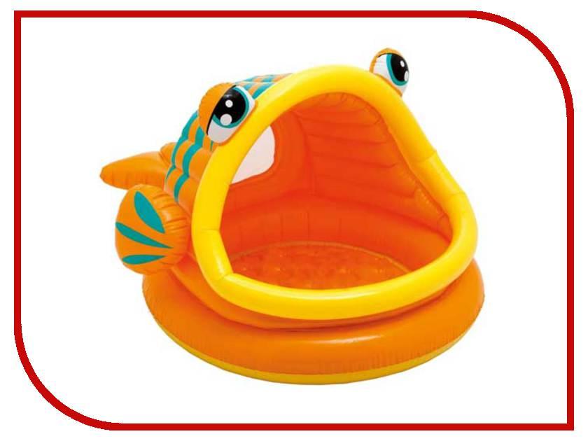 Детский бассейн Intex Рыбка 57109NP лодка intex challenger k1 68305
