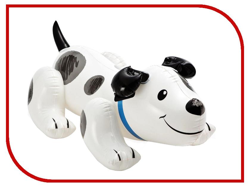 Надувная игрушка Intex Собака 57521 надувная игрушка для плавания intex 58523 касатка