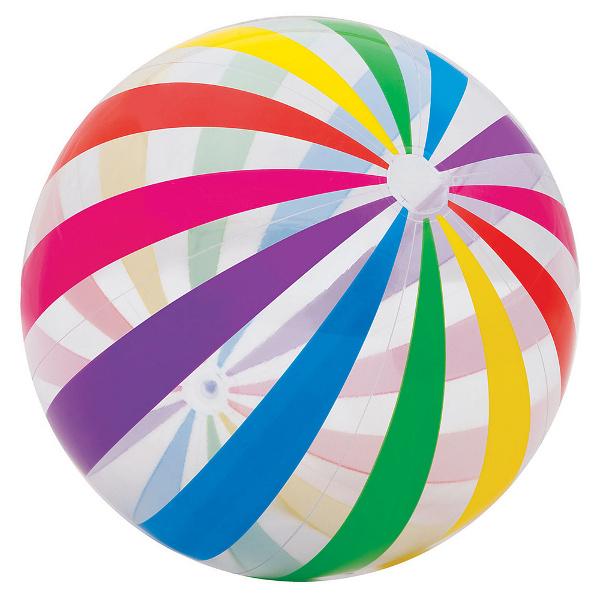 Надувная игрушка Intex Мяч Джамбо 59065 цена