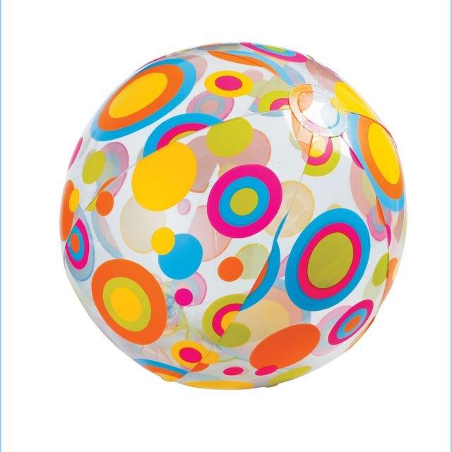 Надувная игрушка Intex Мяч Ливели 59040