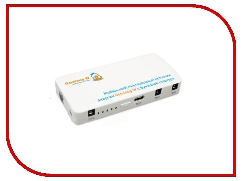 Зарядное устройство для автомобильных аккумуляторов Osminog W 12000mAh