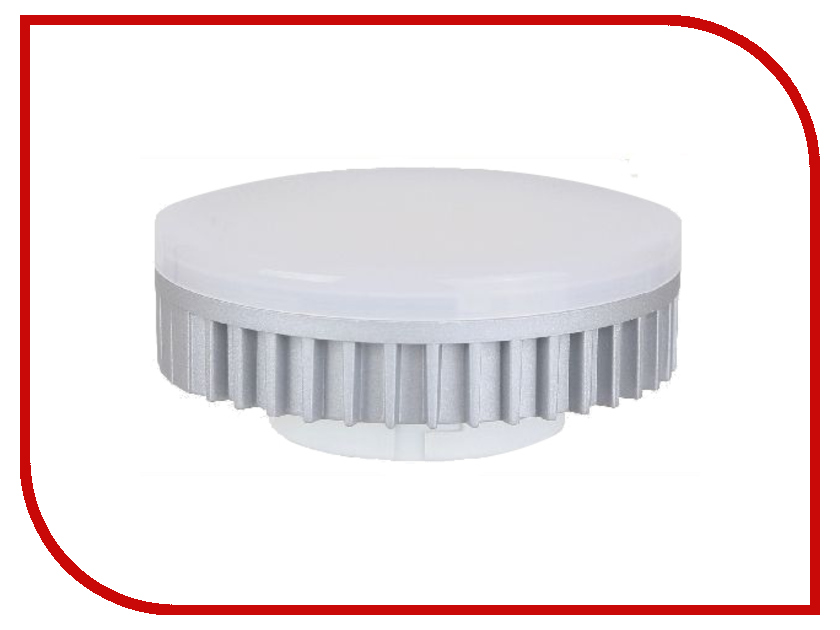 Лампочка Camelion GX53 7.5W 220V 4500K 580 Lm LED7.5-GX53/845/GX53<br>
